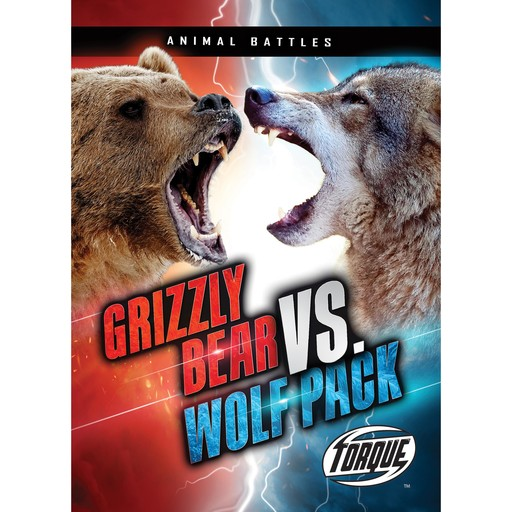 Grizzly Bear vs. Wolf Pack, Nathan Sommer