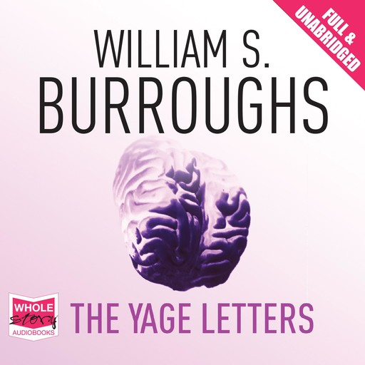 The Yage Letters, William Burroughs, Allen Ginsberg