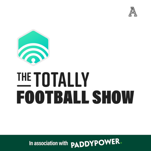 Totally Football Show....coming up at lunch, The Athletic