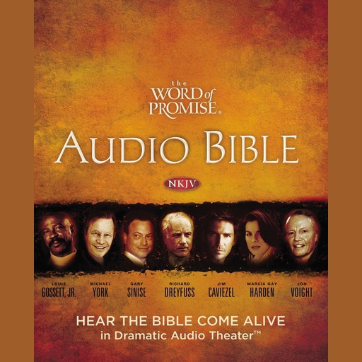 The Word of Promise Audio Bible - New King James Version, NKJV: (16) Psalms, Thomas Nelson
