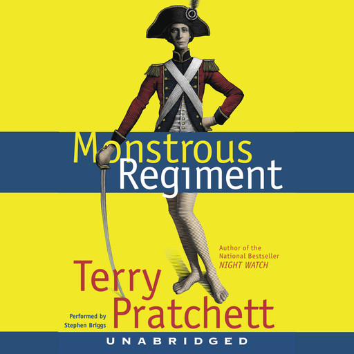 Monstrous Regiment, Terry David John Pratchett