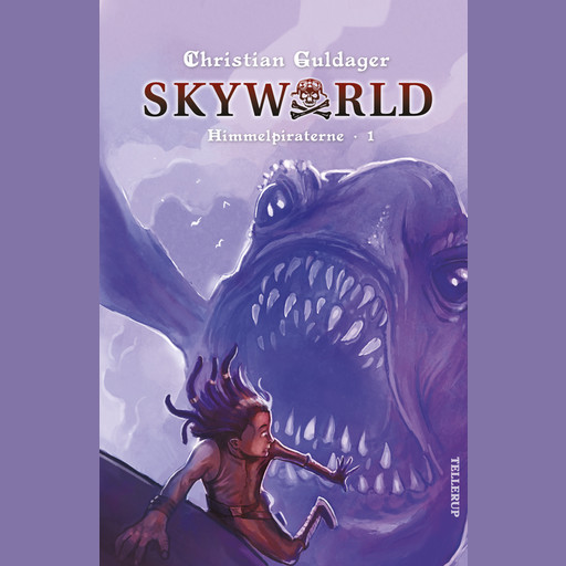 SkyWorld #1: Himmelpiraterne, Christian Guldager