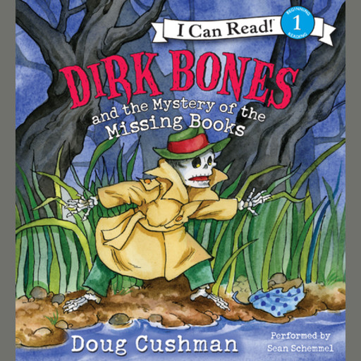 Dirk Bones and the Mystery of the Missing Books, Doug Cushman
