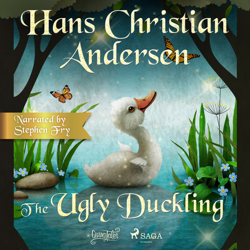 The Ugly Duckling, Hans Christian Andersen