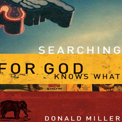 Searching for God Knows What, Donald Miller