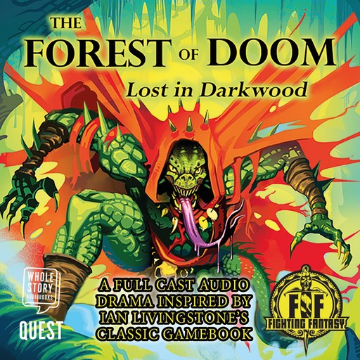 The Forest of Doom: Lost In Darkwood, David Smith, Violet Addison