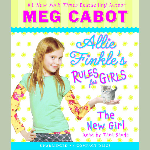 Allie Finkle's Rules for Girls, Book #2: The New Girl, Meg Cabot