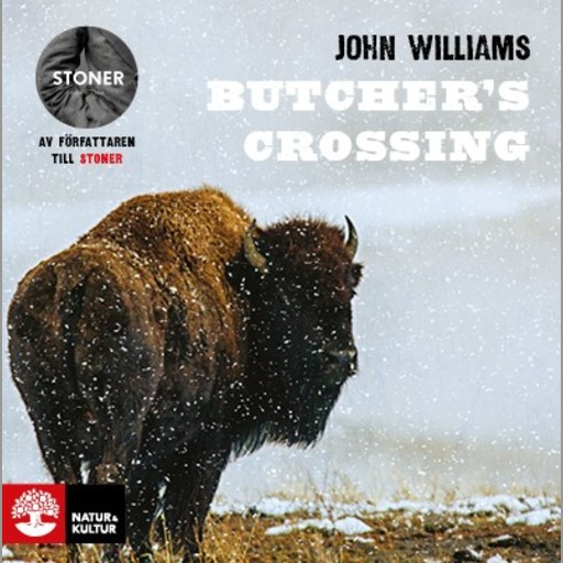 Butcher's Crossing, John Williams