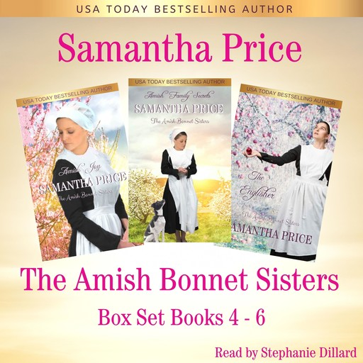 Amish Bonnet Sisters series Boxed Set, The: Books 4-6, Samantha Price