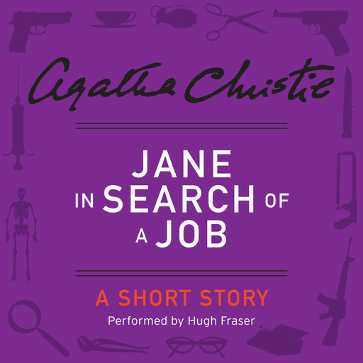 Jane in Search of a Job, Agatha Christie