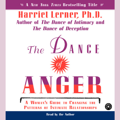 The Dance of Anger, Harriet Lerner