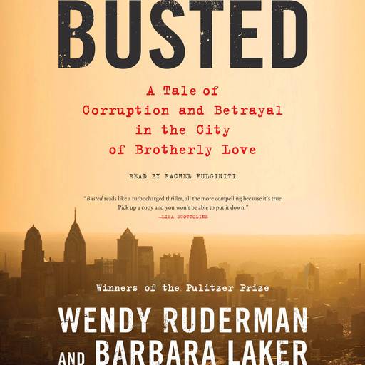 Busted, Barbara Laker, Wendy Ruderman