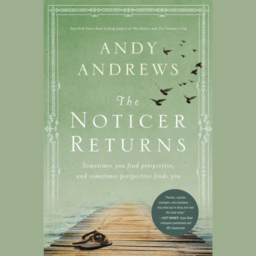 The Noticer Returns, Andy Andrews