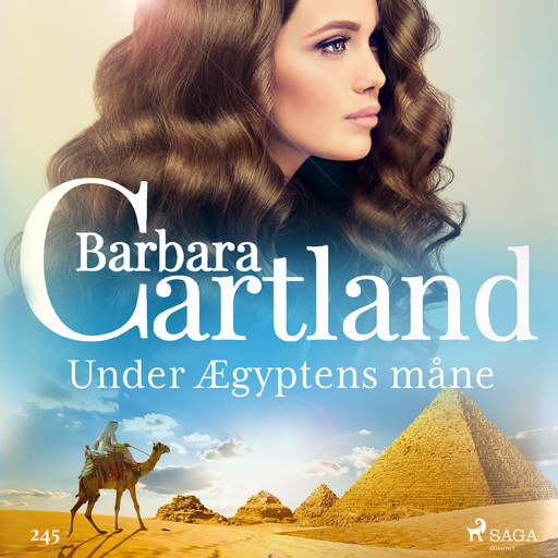 Under Ægyptens måne, Barbara Cartland