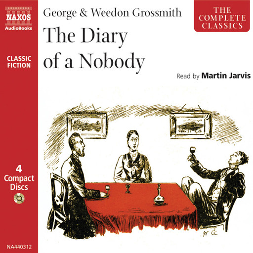 Diary of a Nobody, The (unabridged), George Grossmith, Weedon Grossmith