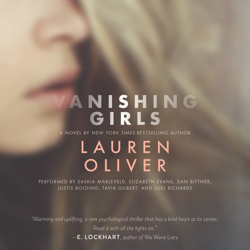 Vanishing Girls, Lauren Oliver