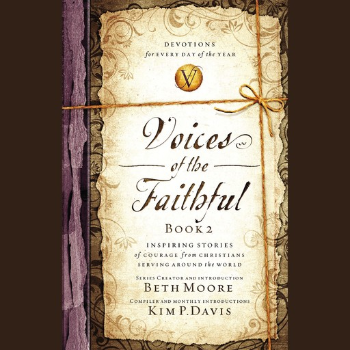 Voices of the Faithful Book 2, International Mission Board, Beth Moore