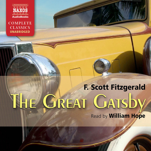 Great Gatsby, The (unabridged), Francis Scott Fitzgerald