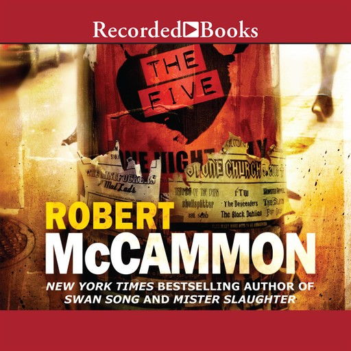 The Five, Robert McCammon