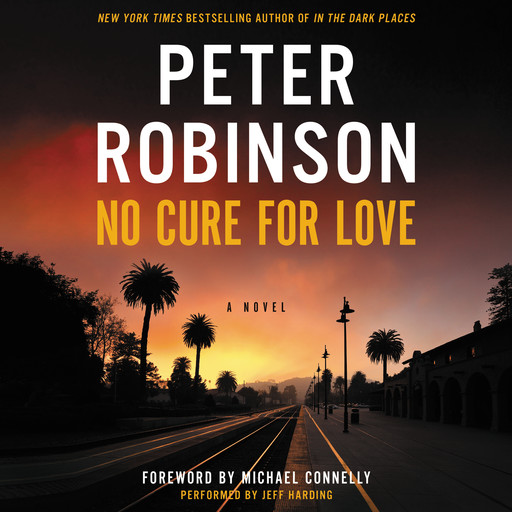No Cure for Love, Peter Robinson
