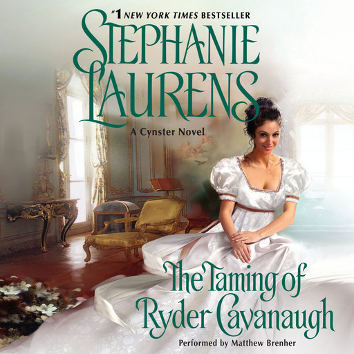 The Taming of Ryder Cavanaugh, Stephanie Laurens