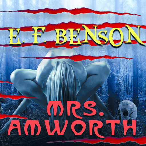 Mrs. Amworth, Edward Benson