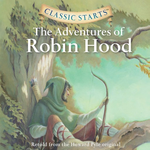 The Adventures of Robin Hood, Howard Pyle, John Burrows