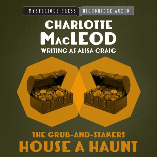 The Grub-and-Stakers House a Haunt, Charlotte MacLeod