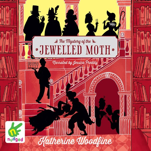 The Mystery of the Jewelled Moth, Katherine Woodfine