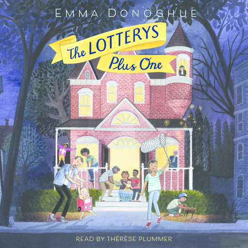The Lotterys Plus One, Emma Donoghue