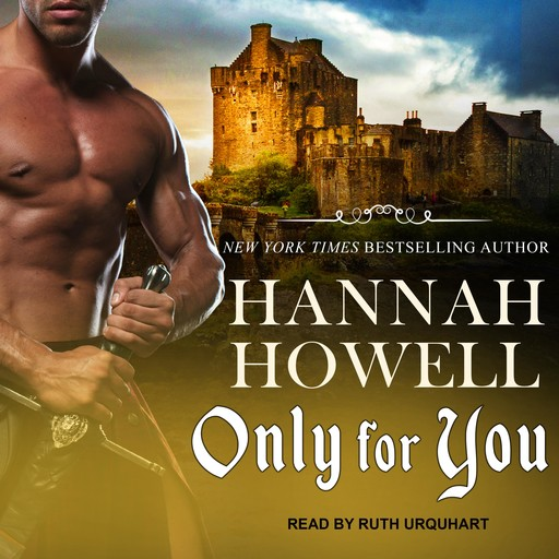 Only for You, Hannah Howell