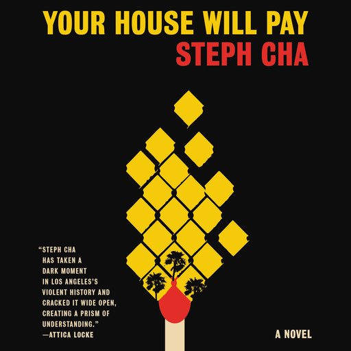 Your House Will Pay, Steph Cha