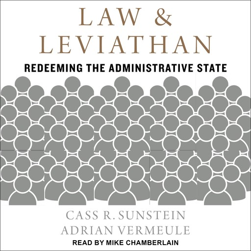 Law and Leviathan, Cass Sunstein, Adrian Vermeule