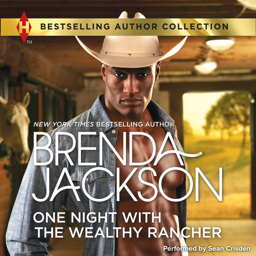 One Night with the Wealthy Rancher, Brenda Jackson