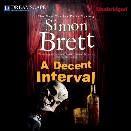 A Decent Interval, Simon Brett