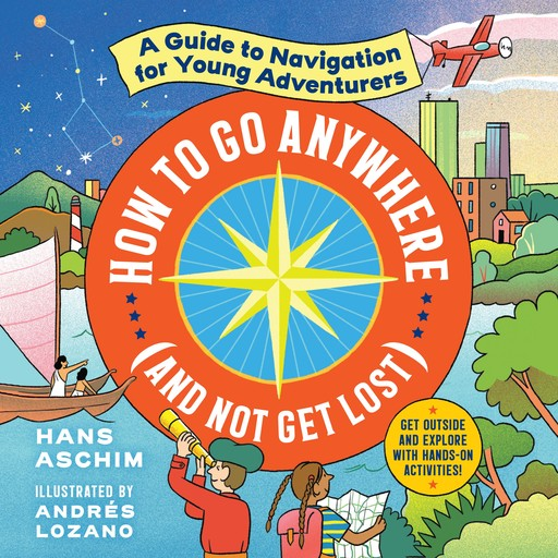 How to Go Anywhere (and Not Get Lost), Hans Aschim, Nainoa Thompson