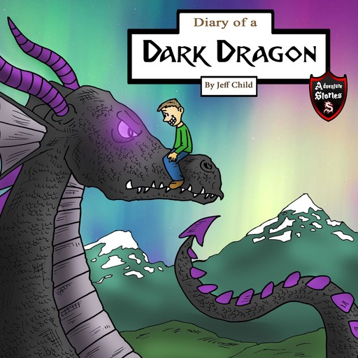 Diary of a Dark Dragon, Jeff Child