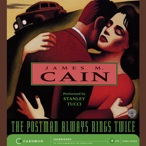 The Postman Always Rings Twice, James Cain