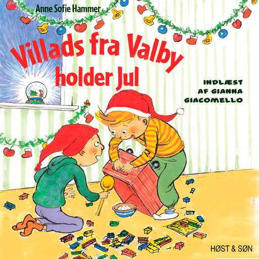 Villads fra Valby holder jul, Anne Sofie Hammer