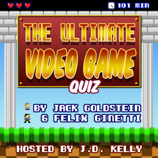 The Ultimate Video Game Quiz, Jack Goldstein