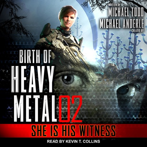 She is His Witness, Michael Anderle, Michael Todd