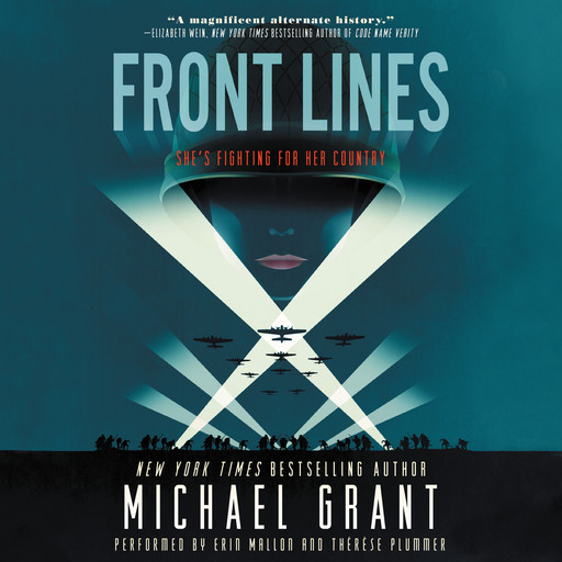 Front Lines, Michael Grant