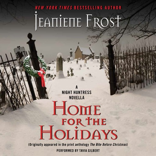 Home for the Holidays, Jeaniene Frost