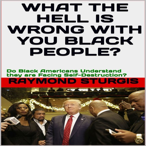 What the Hell Is Wrong with You Black People?: Do Black Americans Understand they are Facing Self-Destruction?, Raymond Sturgis