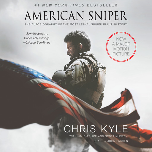American Sniper, Jim DeFelice, Chris Kyle, Scott McEwen