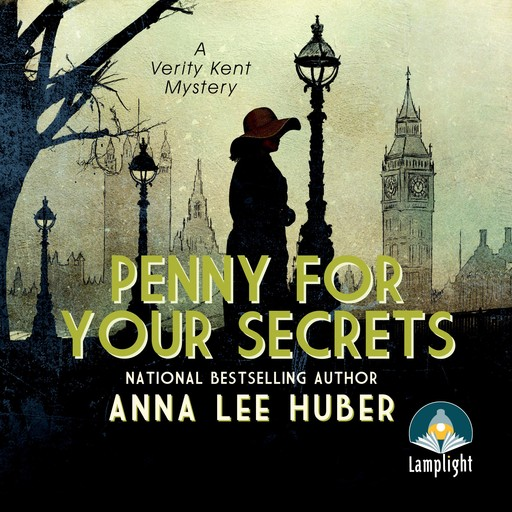 Penny For Your Secrets, Anna Lee Huber