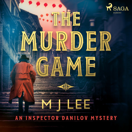 The Murder Game, M.J. Lee