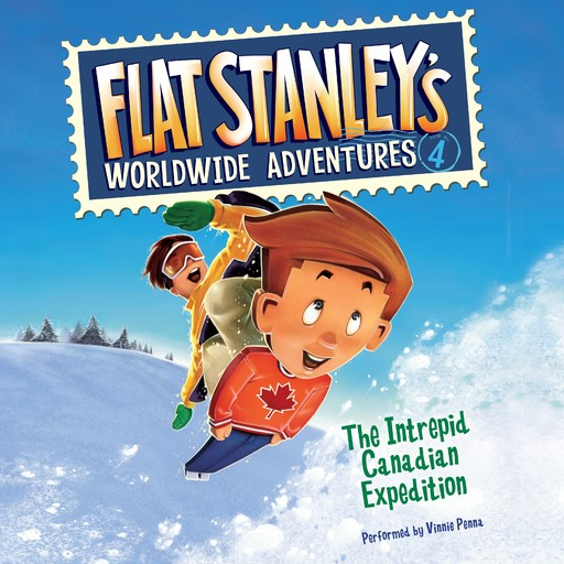 Flat Stanley's Worldwide Adventures #4: The Intrepid Canadian Expedition UAB, Jeff Brown