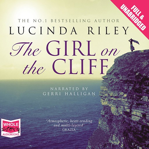 The Girl on the Cliff, Lucinda Riley