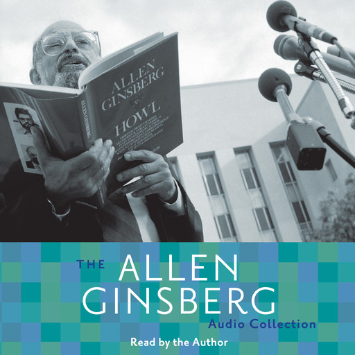 Allen Ginsberg Poetry Collection, Allen Ginsberg